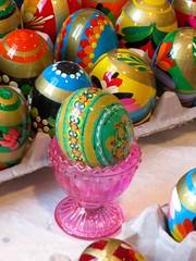 Lenten Eggs (pecooper98362) Tags: newyork church lunch binghamton lent easternorthodox intricatedesigns greekcatholic paintedeggs saintmichaels ahobblingaday pirohi americancarpathorussianorthodox lentenlunch lenteneggs