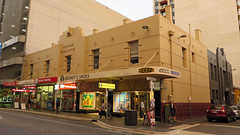 Adelaide, SA - Australia (Mic V.) Tags: street building art shop buildings sushi store shoes king magasin façades south centre flight australia front adelaide sa deco convenience shopfront vitrine déco rundle kbs aritecture grundys