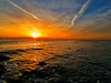 Unfinished Business (TheJudge310) Tags: california sunset usa lake water lost desert saltonsea imperialcounty saltoncity