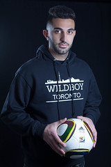 Mo ALi (Mido Melebari) Tags: boy wild white canada black girl smile face smiling canon ball football model couple shot head soccer portait guelph models couples guys nike 5d editing iranian puma adidas partner edit
