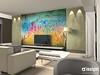 Sala de estar (insight_arquitetura) Tags: barcelona arquitetura de sala papel interiores decoração parede estar