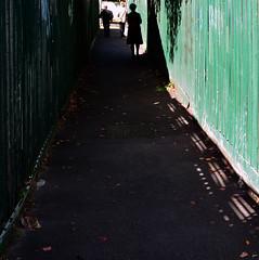 Pedestrian (graeme37) Tags: melbourne chatham pedestrians footpath