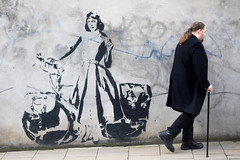 is it a Banksy.jpg (dave 59) Tags: cool uncool uncool2 uncool3 uncool4 uncool5 uncool6 uncool7