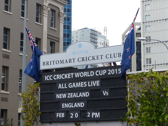 World Cup Cricket (2) - 20 February 2015