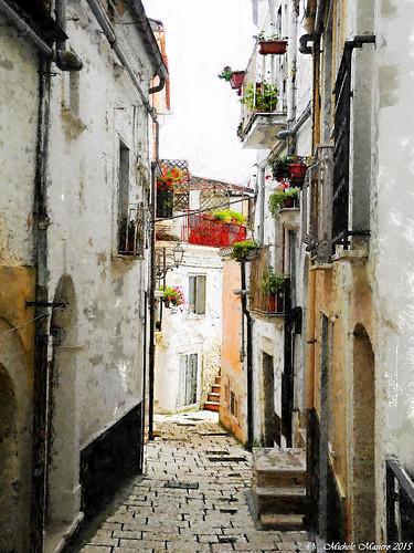 San Giovanni Rotondo. Il Borgo antico, The Ancient village