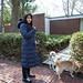 Mizuka and the dogs