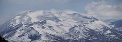 Scialpinismo Monte Calvo - Da Cave (Scoppito)