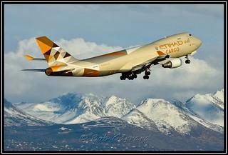 N476MC Etihad Airways Cargo - Atlas Air