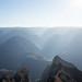White Sunrise over Waimea Canyon