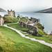 Urquhart Castle, Loch Ness, Inverness, Scotland, United Kingdom - travel photography