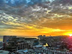 Sunset di kota Balikpapan  14/04/15 (Uut_M) Tags: sunset balikpapan