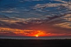 Sunset at Rodanthe