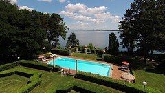 Geneva on the lake pool (5StarAlliance) Tags: fivestaralliance fivestar 5star luxury resort hotel villa newyork ny seneca senecalake genevaonthelake fingerlakes gardens luxuryresort