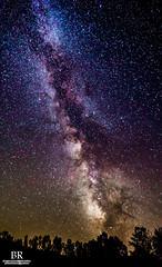 Our Galactic Center (Nature-enthusiast) Tags: longexposure sky night stars colorful outdoor vibrant sony wideangle galaxy astrophotography astronomy 12mm alpha deepspace lightroom rokinon a6000 astrometrydotnet:status=failed astrometrydotnet:id=nova1649034