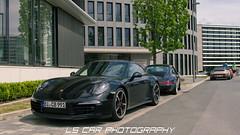 Porsche 911 991 (LScarPhotography) Tags: porsche carrera 911 991 lenkwerk bielefeld
