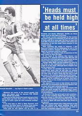 Scotland vs Holland - 1982 - Page 23 (The Sky Strikers) Tags: scotland holland netherlands official programme hampden park glasgow 60p international friendly