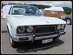 Fiat 124 Sport (v8dub) Tags: fiat 124 sport schweiz suisse switzerland italian pkw voiture car worldcars wagen auto automobile automotive old oldtimer oldcar klassik classic collector