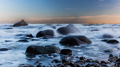 Off the coast of Rgen (Juergen Huettel Photography) Tags: jhuettel rgen rugen coast water eastsea kreidekste jasmund nationalpark