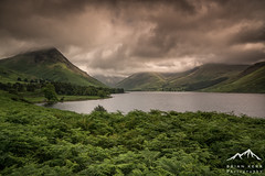 A View Of Wastwater (.Brian Kerr Photography.) Tags: wastwater lakedistrict lakes cumbria lush greens valley screes clouds sky sonyuk briankerrphotography briankerrphoto wwwbriankerrphotographycom a7rii sony