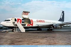 Beta Cargo - PP-BRG (Aviacaobrasil) Tags: betacargo boeing707 fbiofonseca