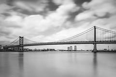 Benjamin Franklin Bridge (Moira F.) Tags: architecture benjaminfranklinbridge bridge landscape philadelphia