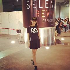 SELENA GOMEZ REVIVAL TOUR #selenagomez #revivaltour (The Model Society International | Modeling Agency) Tags: instagramapp square squareformat iphoneography uploaded:by=instagram rise