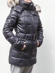 the best ever CAMAIEU down jacket (teranowa6@yahoo.com) Tags: camaieu hm doudoune puchowa kurtka paszcz bunda jacke shiny cute daunen mantel perova paperova zimni zimowa paszczyk pikowany moda modny 2016 2017