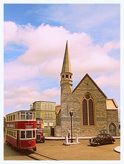 E1 1802 (kingsway john) Tags: london transport model tramway tram layout oogauge 176 scale e1 car kingsway models 1802