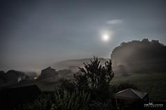 Full Moon Feelings (Tim Hillemann) Tags: moon mist misty night mond nebel nacht full