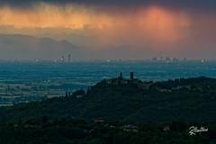 Milano Skyline (Riccardo Maria Mantero) Tags: clouds mantero riccardomantero riccardomariamantero sunset blue landscape outdoors sky travel exif:aperture=14 geocountry exif:make=nikoncorporation exif:model=nikond800 geocity geostate exif:focallength=400mm geolocation exif:isospeed=500 camera:model=nikond800 camera:make=nikoncorporation potd:country=it