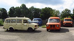 Ford Transit (vwcorrado89) Tags: ford transit van bus transporter delivery rust rusty old car abandoned