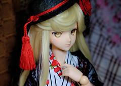 (nanatsuhachi) Tags: doll dollfiiedreamsister dollfiedream dds dd custom imari  volks kimono
