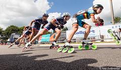 2016-07-30 EK Skeeleren Steenwijk (112a) (Peter Donderwinkel) Tags: ekskeeleren2016steenwijk inlineskating seniorladies junioraladies ek klimvansteenwijk schaatsennl kpn skeeleren outdoor sport event speed race canon