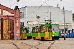 Konstal 105Na #2362+2361 MPK Wrocaw (3x105Na) Tags: konstal 105na 23622361 mpk wrocaw mpkwrocaw tramwaj tram strassenbahn polska poland polen