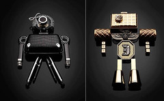 Fashion Robots by Maxime Poiblanc (PhotographyPLUS) Tags: articles footage freephoto graphics illustrations images photos pictures stockimage stockphotograph stockphotos