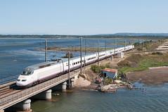 Train 9731  Port-la-Nouvelle (Trains-En-Voyage) Tags: sncf portlanouvelle ave