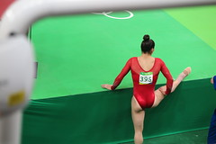 IMG_3217 (Mud Boy) Tags: rio riodejaneiro brazil braziltrip brazilvacationwithjoyce rio2016 rioolympics rioolympics2016 summerolympics 2016summerolympics jogosolímpicosdeverãode2016 gamesofthexxxiolympiad thebarraolympicparkbrazilianportugueseparqueolímpicodabarraisaclusterofninesportingvenuesinbarradatijucainthewestzoneofriodejaneirobrazilthatwillbeusedforthe2016summerolympics barraolympicpark barradatijuca rioolympicarena zonebarradatijuca gymnasticsartisticwomensindividualallaroundfinalga011 gymnasticsartisticwomensindividualallaroundfinal ga011 rioolympicarenagymnastics gymnastics alyraisman favorite rio2016favorite riofacebookalbum riofavorite olympics