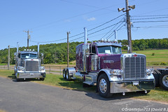 2016 Peterbilt 389 Pride & Class (3) (Trucks, Buses, & Trains by granitefan713) Tags: truck tractor trucktractor peterbilt peterbilttruck sleeper sleepertractor longhaul owneroperator showtruck peterbilt389 389 prideandclass prideandclassedition newtruck
