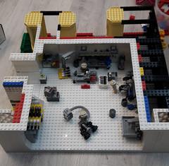 Werkstatt 1 (falke_heinz) Tags: lego hoth star wars echo base