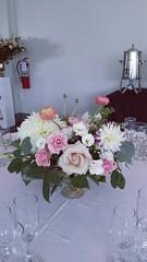 centerpieces 04 (Flower 597) Tags: weddingflowers weddingflorist centerpiece weddingbouquet flower597 bridalbouquet weddingceremony floralcrown ceremonyarch boutonniere corsage torontoweddingflorist
