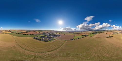 Fourdon Aerial Photosphere 09-10-2016