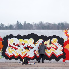 Helsinki Winter Graffiti 2015