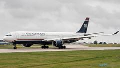 N270AY A330-323 US Airways (kw2p) Tags: canon aircraft airbus manchesterairport usairways egcc canoneos400ddigital a330323 n270ay cn315 kennywilliamson egccman kw2p