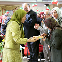Maryam Rajavi – Persian New Year celebration - Office of the NCRI – 20 March 2015-2 (maryamrajavi) Tags: new camp liberty iran year prison iranian maryam mek norooz norouz nowrooz nowrouz سال مريم ايران تهران مسعود آزادي ashraf khamenei بهشت زهرا mko سياسي يونس عراق rajavi نو pmoi gohardasht اشرف سوريه faqih jabbari radjavi oppositionleader reyhaneh mojahedin maryamrajavi مادران رجوي velayate rayhaneh اتمي زندانيان mujahedinekhalq maryamradjavi ليبرتي خاوران rouhani مذاكرات خودسوزي نوروز94 شهيدان mcriran mojahedeen