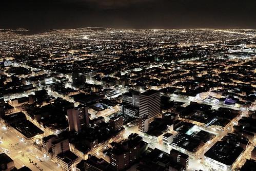 Bogotá - Vista al sur de la Ciudad (Vagamundos) Tags: