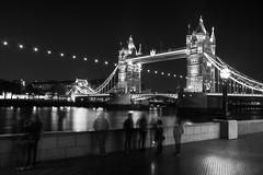 Watching London Bridge [Explored]