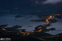 Ramsko jezero noćna (rama-prozor.info) Tags: rama voda riba prozor bih jezero ramskojezero ribolov ramaprozor prozorrama