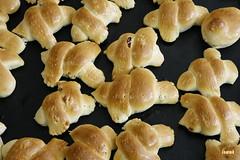 17. «Жаворонки» в святогорской пекарне