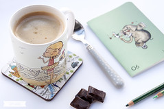 Breack (Sami Garra) Tags: stilllife green coffee chocolate product breackfast breack