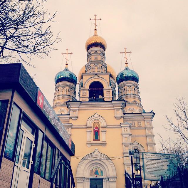 фото:    ...     #Travel #Vladivostok #Russia #Владивосток #Church of #Greece #  #